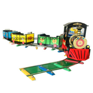 East Electric Train with Track for Amusement Park pictures & photos