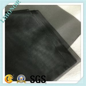 100%PE Black Nonwoven Fabric (45GSM) pictures & photos