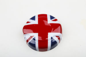 Union Jack Oil Tank Cover for Mini Cooper F56