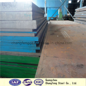 SAE52100/GCr15/EN31/SUJ2 Bearing Steel Mould Steel Plate in high quality pictures & photos