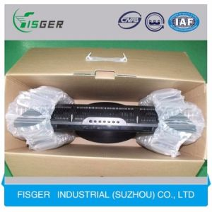 Shock Resistant Plastic Air Column Packaging for TV pictures & photos