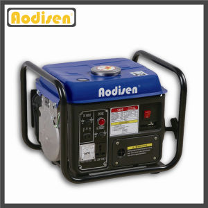 300W-800W Small Portable 950 Electric Gasoline Generator pictures & photos