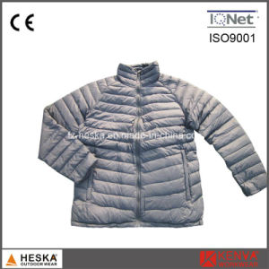 Warm Customquilted Ultra Thick Down Coat pictures & photos