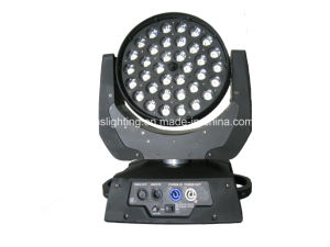 36*18W Rgbwavu 6in1 Multi Color DMX LED Moving Head Light Stage Light pictures & photos