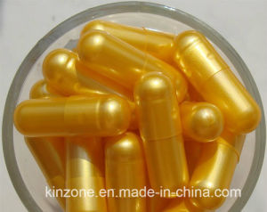 OEM Slim Gold Weight Loss Diet Pills Slimming Golden Capsules pictures & photos