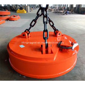 Yueyang Lifting Electro Magnet for Overhead Crane pictures & photos
