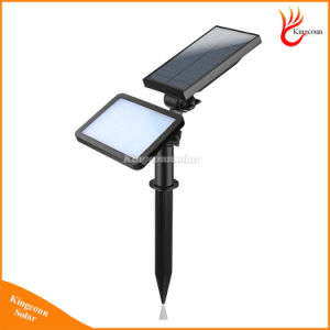 Solar Lawn Light Waterproof 48 LED Powered Outdoor Garden Wall Security Spotlight Lamp pictures & photos