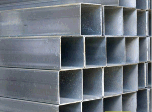 Steel Square Weld Tube for Construction pictures & photos