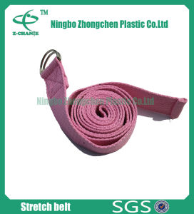 Material Biodegradable Yoga Straps Organic Yoga Strap pictures & photos