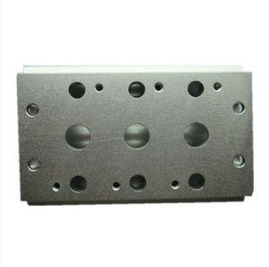 Blind Plate 100-400 Aluminum Alloy Base Valve Parts pictures & photos