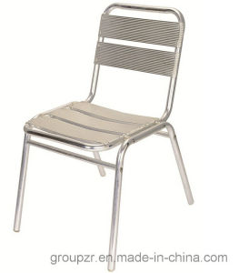 Outdoor Welding Aluminium Dining Chair pictures & photos
