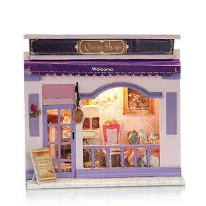 Mini European Shop for Wooden Toy pictures & photos