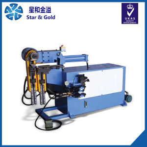 Iron Pipe Bending Machine