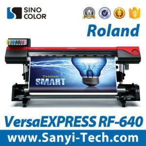 Japan Dx7 Versaexpress RF640 Roland Large-Format Inkjet Printer pictures & photos