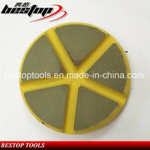 D80mm Ceramic Polishing Floor Pad for Concrete pictures & photos