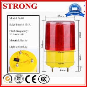 Solar LED Beacon Light for Tower Crane pictures & photos