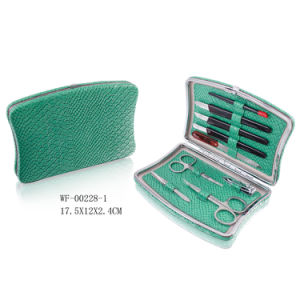 Nail Tools and Equipment Girls Pedicure and Manicure Kit pictures & photos