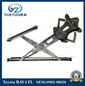 Auto Parts Window Regulator RAV4 Front Left OEM 69802-0r020 pictures & photos