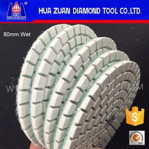 Granite and Marble Diamond Polishing Pads pictures & photos