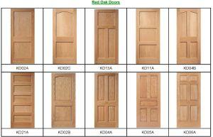 Exterior Fireproof Wood Door (wood door) pictures & photos