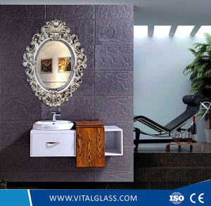 4mm Decoration Silver/Aluminum/Copper Free Mirror with Ce pictures & photos