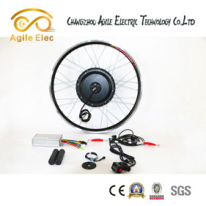 High Power 1000W LCD Conversion Hub Motor Kit for Any Bike pictures & photos