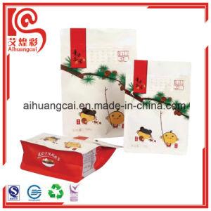 Eight Side Seal Ziplock Paper Plastic Bag pictures & photos