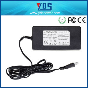 16V 625mA/32V 940mA 3pin PC Prong Printer Adapter pictures & photos