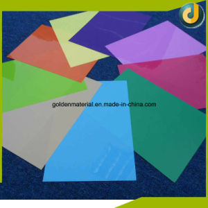 Colorful Stationery PVC Binding Cover pictures & photos