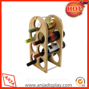 Wine Bottle Compact Cellar Cube Wine Rack pictures & photos