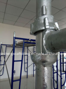 Cuplock System Scaffolding Standard pictures & photos