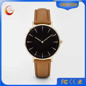 2016 High Quality Custom OEM Unisex Mesh Strap Steel Watch pictures & photos