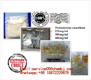 Injection / Oral Body Building Test Enan Powder with Safe Shipping pictures & photos