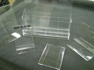 Custom Clear Acrylic Sheet/Clear Wedding Invitation/Engraving, Printing, Advertising Decoration Sheet pictures & photos