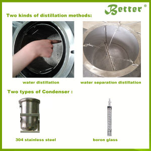 Multifunctional Stainless Steel Essential Oil Extractor pictures & photos