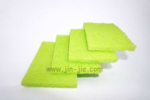 Colorful Nylon Abrasive Cleaning Scouring Pad pictures & photos