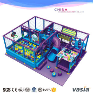 Restaurant Inside of Children Indoor Soft Play pictures & photos