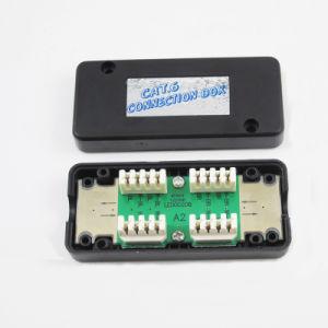 Cat. 5e Cat. 6 RJ45 Cable Box Connection Box pictures & photos