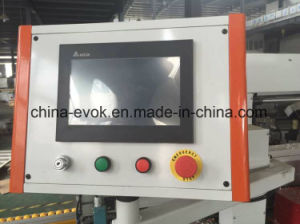 Woodworking Automatic Solid Wood Door Edge Banding Machine (TC-80C) pictures & photos