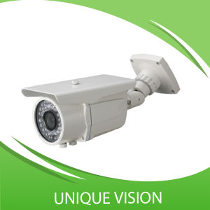 H. 264 1080P IP Bullet Camera with 2.8~12mm Varifocus Lens pictures & photos