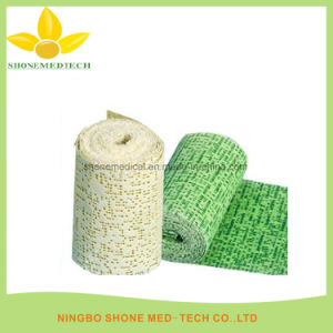Plaster of Paris Bandage for Orthopaedic Use pictures & photos