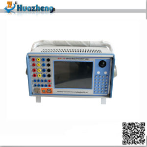 Hzjd-6 6 Phases Microcomputer Substation Protection Relay System Tester pictures & photos