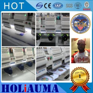 Hot Selling High Speed Swf Barudan Similar Four Heads Computerized Embroidery Machine for Flat Cap Jacket Embroidery Sewing Machine pictures & photos