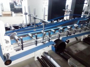 PCS Series Four Six Corner Box Folder Gluer (GK-1200/1450PCS) pictures & photos