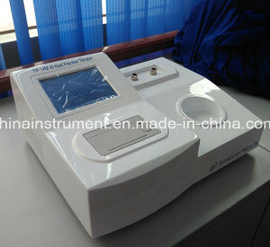 Columetric Karl Fischer Titration Method Transformer Oil Water Content Tester pictures & photos