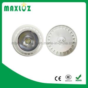 12W 15W COB LED Spotlight AR111 with GU10 and G53 pictures & photos