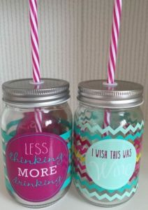 Glassware Drinking Jars, Mason Jar with Lid pictures & photos