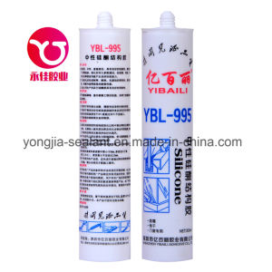 Neutral Silicone Structural Sealant (YBL-995) pictures & photos