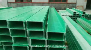 FRP GRP/Fiberglass C Channel Cable Tray pictures & photos