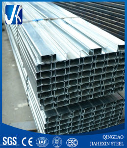 China Market Steel Galvanized C/Z Purlin for Steel Structure House Building Material pictures & photos